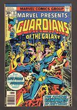 Marvel Presents #11 The Psychic Vampires of Arcturus (9.0)