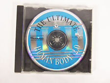 Ultimate Human Body 2.0 Multimedia Cd by Dk Publishing 1996 Disc Only