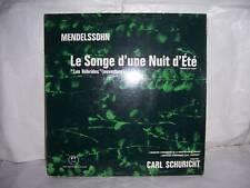 """LP / MENDELSSOHN """" Le songe d'une nuit d'été """""""