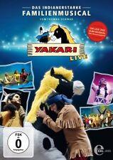 YAKARI - DAS MUSICAL - LIVE!- DVD NEU