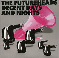 """THE FUTUREHEADS- Decent Days And Nights -2004 UK limited edition 2-trk 7"""" single"""