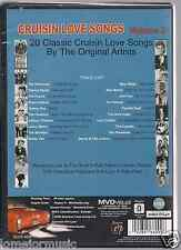 rare CD+DVD PROMO ONLY live LOVE SONGS 60'S 70' SEALED WITH A KISS Bryan Hyland