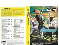 Les Mills Body Jam 52 Complete DVD, CD, Case and Notes
