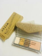Stila PERFECTLY GOLD Eye Shadow & Cheek Blush Palette.17OZ/5.1G