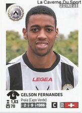 FERNANDES SWITZERLAND UDINESE CALCIO RARE UPDATE STICKER CALCIATORI 2012 PANINI