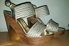 New Kenneth Cole Reaction Sz 6.5 wedge platform shoes