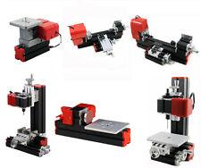 6 en 1 bricolage outil mini multipurpose metal material machine/bois tour modelmakin