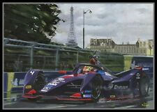 Print on canvas 2019 ePrix Paris by Toon Nagtegaal (LEF)