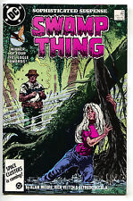 Swamp Thing 54 Dc 1986 Nm Alan Moore Stephen Bissette