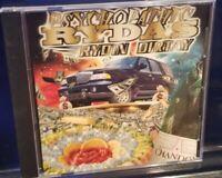 Psychopathic Rydas - Rydin Dirtay CD Misprint insane clown posse twiztid dirtay