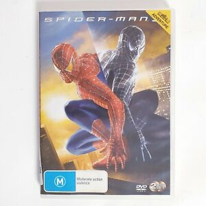 Spiderman 3 DVD Movie Region 4 Free Postage - Superhero Action Tobey Maguire