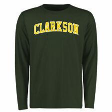 Clarkson Golden Knights Everyday Long Sleeve T-Shirt - Green