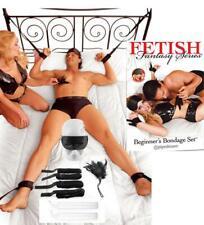 Bondage set cinghie e corde per legature al letto cavigliere manette polsiere