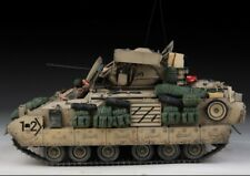 Award Winner Built Tamiya 1/35 M2A2 Bradley Infantry Fighting Vehicle+Figures