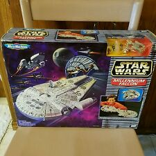 Micro Machines Star Wars Millenium Falcon NOS Toy Collectible Galoob 65878