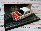 RIT37 1/43 IXO Altaya Rallye : RENAULT 12 gordini Monte Carlo 1973 Ragnotti #7