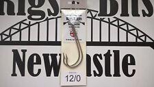 Shark hooks 12/0 x 2 - very strong, razor sharp Big game