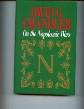 ON THE NAPOLEONIC WARS - Collected Essays. David Chandler, 1st UK  HBdj,