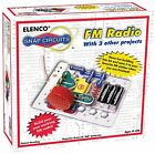 ELENCO Snap Circuits SCP-02 FM Radio Kit Ages 8+  VERY POPULAR