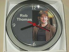 "Matchbox 20 Rob Thomas Novelty Wall Clock 7"" *New*"