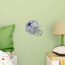 "New Dallas Cowboys Helmet Vinyl Fathead Wall Graphics 11"" X 9"" poster sticker"