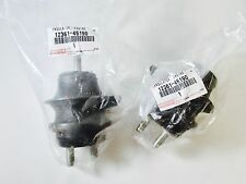 GENUINE TOYOTA 12361-46190 NEW ENGINE MOUNT SET (QTY 2) FOR IS300 GS300 98-05