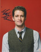 Matthew Morrison authentic signed autographed 8x10 photograph holo COA