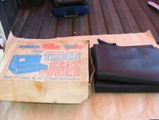 Vtg 1960's 70's Sterling Truck Seat Cover Unused - Pick Up