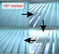 Lamellenvorhang/Vertikaljalousie nach Maß, dt. Herstellung