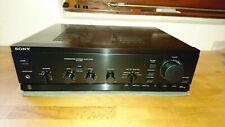 Sony TA-A400  Amplificateur Amplifire Poweramp Stereo Hifi Verstärker