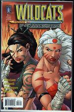 WILDCATS NEMESIS #1-9 COMPLETE talent Caldwell type US Wildstorm Comics Aspen Presque comme neuf