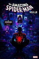 The Amazing Spider-Man #53.LR Federico Vicentini Miles Morales 1:10 Variant