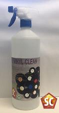 VINILE Record liquido detergente, anti-statico più pulito, libero 1L con panno in microfibra