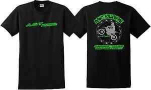 DON'T FOLLOW ME MOTOCROSS SHIRT JUST RIDE MX MOTO YZ CR KTM KX