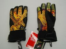 New Reusch Snow Board Gloves Headbanger GTX Gore Tex Adult Medium 8.5 #4203300