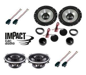 IMPACT Kit 6 CASSE EF 65S EF 50X  per PEUGEOT 307 2001>2008  CONN PHONOCAR AUTO