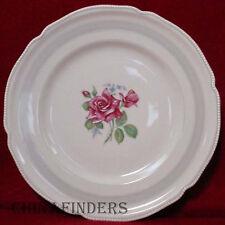 ROSENTHAL china TUDOR ROSE pattern DINNER PLATE