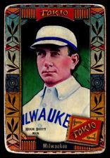 Helmar Oasis #176 Hugh DUFFY Milwaukee Brewers HOF
