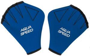 AQUA SPEED Neopren Handschuhe Schwimmhandschuhe Wasserhandschuhe Größe S/M/L/XL