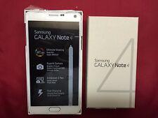 New Samsung Galaxy Note 4 SM-N910V 32GB VERIZON Unlocked White GSM Smartphone DI
