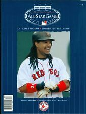 2008 All-Star Game Program: Limited Player Edition Manny Ramirez Red Sox Edition