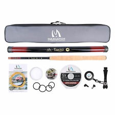 Maxcatch Tenkara Fly Fishing Rod Combo Kit 10'11'12'13' Fishing Rod