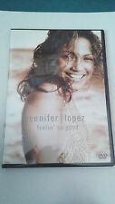 """DVD """"JENNIFER LOPEZ FEELIN' SO GOOD"""""""
