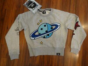 House of Holland Women's Lee Space Sweatshirt