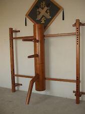 Wing Tsun, Wing Chun, Ving Tsun Holzpuppen (wooden dummy, Muk Yan Jong)