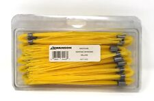 Swanson MWY61000 Yellow Marking Whiskers - 26 pack W6*Y-605 6-inch construction