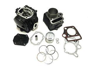 Zylinderkit 72cc Yamasaki YM50-8B YM509 YM50 9 9D GYS 139 FMB 50 4T AC Zylinder