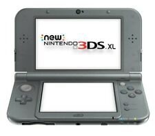 Nintendo 3DS XL Handheld Console - Gray w/Case and games