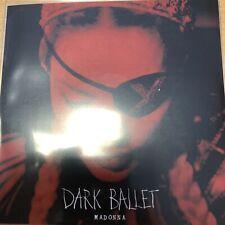 MADONNA - DARK BALLET - NEW UNIVERSAL BRAZILIAN CD PROMO