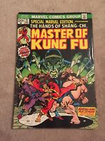 Special Marvel Edition #15 1st Shang Chi Movie Coming Hot Book [Marvel Comics]